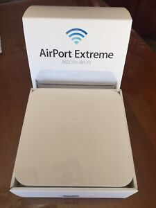 Routeur wifi AirPort Extreme Apple