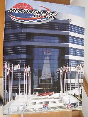 2000 Motorsports by Mail NASCAR merchandise catalogue Earnhardt Gordon Martin Ja (Catalogs By Mail)
