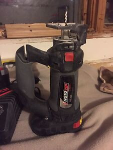 Cordless RotoZip (Drywall Router)