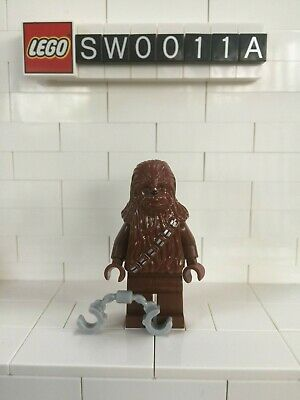 LEGO Star Wars Chewbacca (Reddish Brown) Minifigure sw0011a 9516 Jabba's Palace