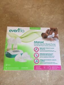 Evenflo advanced electric double breast pump