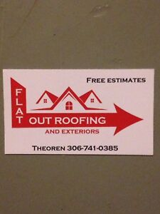 Flat Out Roofing and Exteriors