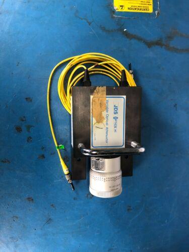 JDS Optics Inc. 5500L Variable Optical Attenuator  *30DAY ROR*
