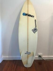6.0 brand short surf board Murarrie Brisbane South East Preview
