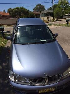 2003 Nissan Pulsar Sedan Pendle Hill Parramatta Area Preview