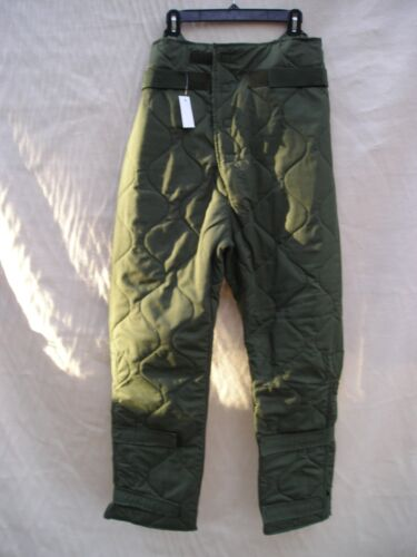 NEW USAF Aramid Aircrew Cold Weather FIRE RESISTANT Trouser Liner
