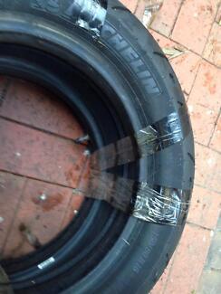 Tyre set for Harley Sportster (Michelin) - 247 km Mentone Kingston Area Preview