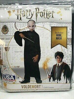 Rubies Boys Small 4-6 Harry Potter Lord Voldemort - Lord Voldemort Halloween Kostüm