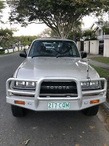 1994 Toyota Landcruiser Gxl (4x4) 4 Sp Automatic 4x4 4d Wagon
