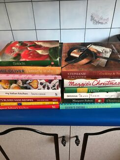 Great selection of cookbooks $5 each