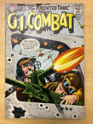 GI Combat #97 Silver Age