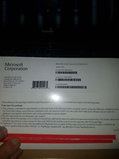 Windows 10 home 64 bit paid $157 sell $90 i needed a 34 bit not 6