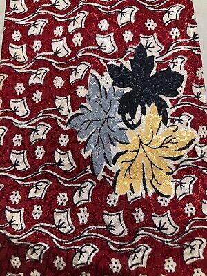 1940s Mens Ties | Wide Ties & Painted Ties VINTAGE 1940'S-50'S SWING 4 3/8