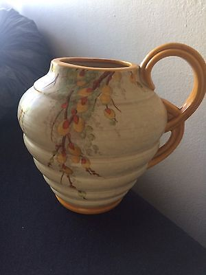 Large Crown Ducal Pottery Vase