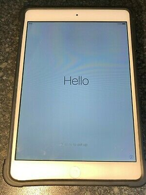 Apple iPad mini 1st Gen. 16GB, Wi-Fi, 7.9in - White & Silver for sale  Shipping to Nigeria