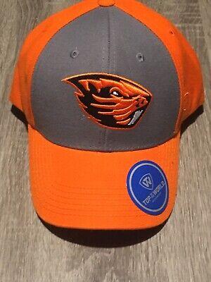 NWT Oregon State Beavers OSFA Baseball Hat