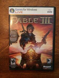 Jeu Fable 3 (PC)