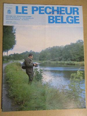LE PECHEUR BELGE: N°5: JUIN 1986: PECHE ET PISCICULTURE
