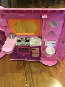 Barbie camper van Willoughby Willoughby Area Preview
