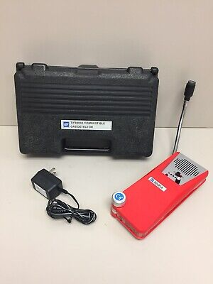 Tif Gas Detector Tif8800a With Power Supply And Case