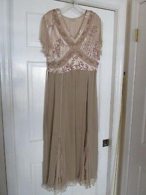 2005 NATAYA Vintage Dress Size L (10/12) Beautiful