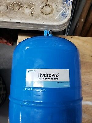 V15p Goulds Pressure Tank Water In-line Type 4.5 Gallons