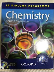 IB Diploma Programme Chemistry and Biology Course Companion