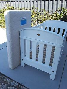 Boori babies cot and mattress Bayswater Bayswater Area Preview