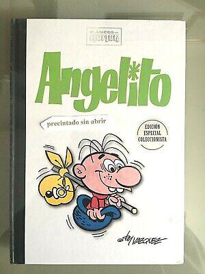 Clasicos Del Humor - ANGELITO - Edicion coleccionista - RBA