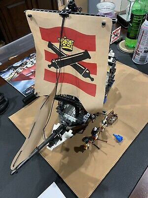 LEGO Pirates 6271 Imperial Flagship With Instructions