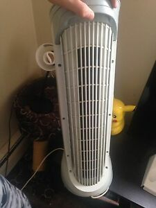 Air purifier and fan