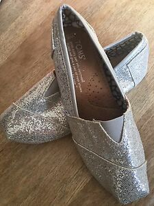 Sparkly new TOMS