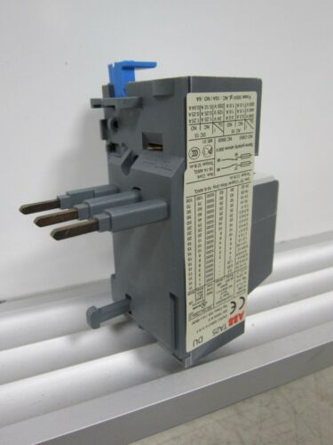 ABB TA25DU-8.5 THERMAL OVERLOAD RELAY *NEW