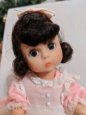 """Madame Alexander dolls 8"""""""