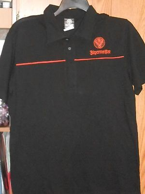 JAGERMEISTER POLO SHIRT ADULT LARGE