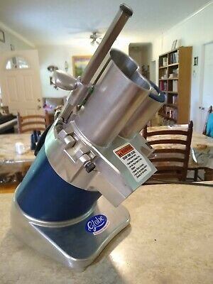 Globe Gfp550 Food Processor Heavy Duty Commercial Grade Swiss Made -lightly Used