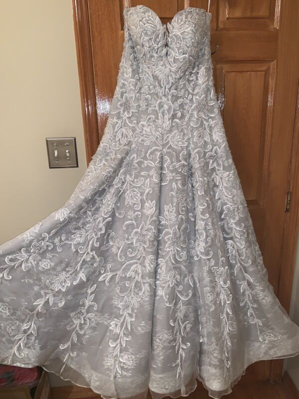 Stephen Yearick Evening Gown