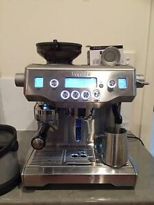 The Oracle BES980 Coffee Machine: Stainless Steel Port Noarlunga Morphett Vale Area Preview