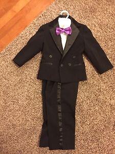 Toddler Boy Tuxedo