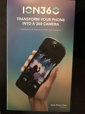 iPhone 7 ION360 U Gray (Camera If it happens AND Charger) - MSRP $299.99