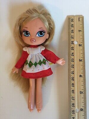 Bratz Doll Girlz Kidz Cloe Blonde, No Feet, Pre-owned
