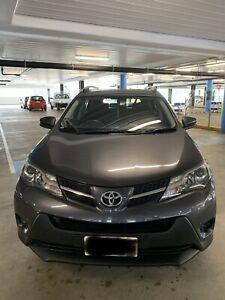 2015 Toyota RAV4 GX 2L low mileage