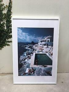 Slim Aarons - Poolside Double Bay Eastern Suburbs Preview