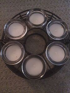 New outdoor candle set