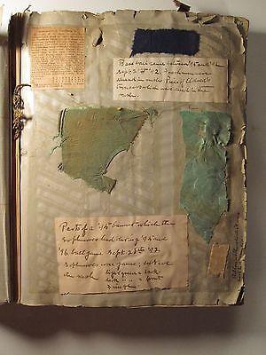 ANTIQUE VICTORIAN DARTMOUTH COLLEGE NH BASEBALL FOOTBALL 1892-1896 MI SCRAPBOOK