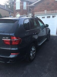 BMW X5  cpo warranty till 2019 Leather seats