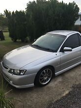 Holden 2004 commodore VY ll SS ute auto Gympie Gympie Area Preview