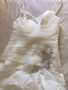 Size 10 wedding dress Safety Bay Rockingham Area Preview