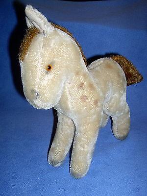Plüsch  Pferd - Ponny ca27 cm von Namhaftem Hersteller ?
