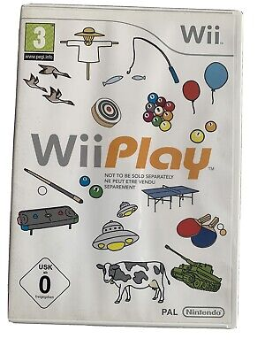 Wii Play-Nintendo Wii Game -Ubisoft- With Instructions for sale  Shipping to Nigeria